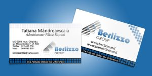 Berlizzo - b.card-blue by Mikeleus