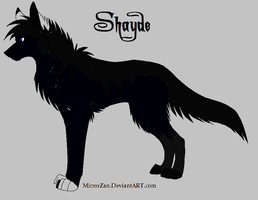 Shayde Breedable by Sterling-Adopts