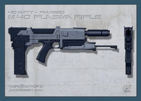 Terminator Plasma-Rifle by Paul-Muad-Dib