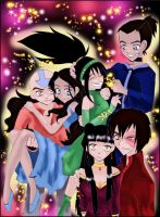 Happy New Year 2010 -  ATLA by pizet