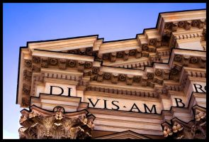 Roman Architecture by jdesigna