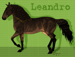 Leandro by JNFerrigno