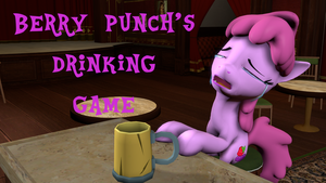 [SFM Ponies]: Berry Punch's Drinking Game (Video) by ata64