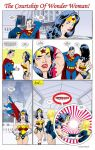 Courtship Of Wonder Woman by nailsin
