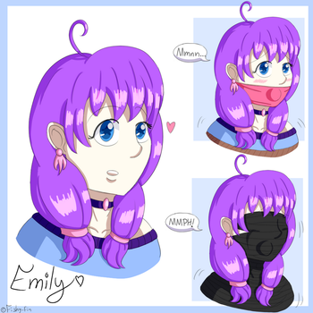 Gift: Emily by TheNaughtyFish