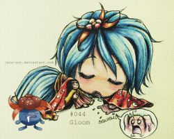 GLOOM: Erika's Gloom by jejejeca