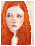 Amy Pond by mockingbee