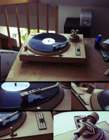 Turntable by receter