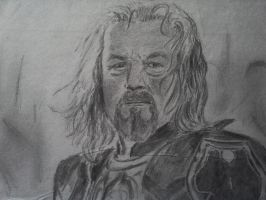 King Theoden by ChristianTsvetanov