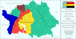 South German Confederation by zalezsky