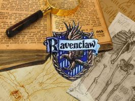 Ravenclaw Wallpaper? by Focusfury