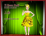 Y.Rose Doll The Sims 3 Model by ng9