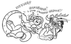 Another kind of torment by Mickeymonster