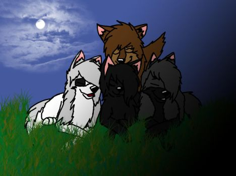 The Outcasts by LittleLadyLylokie