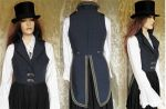 Victorian-Steampunk inspired tailcoat PCT2-5 by JanuaryGuest