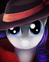 Detective Rarity by JPHyperX