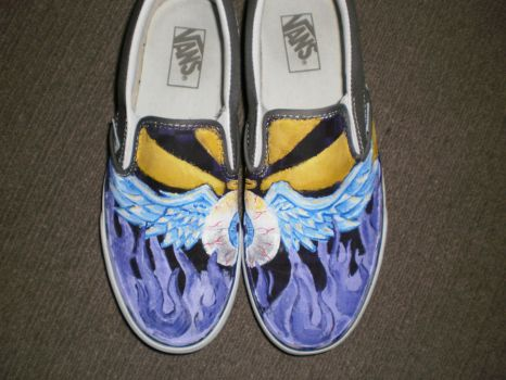 Shoes first set by D34Dsmell