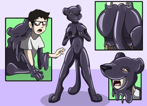 Panther Possession Goo by Fox0808