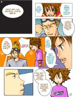 KH - capped : He needs... by kelvarin