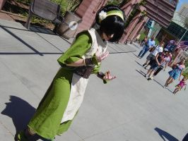 :PCC: Toph by NalyxaNocturne