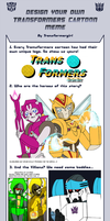 TF toon meme - The Lost Three by CoolFireBird
