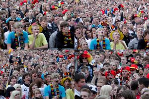 Football, Fans, Emotions by osrek