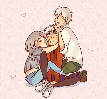 What do you mean, third wheel by eloenne
