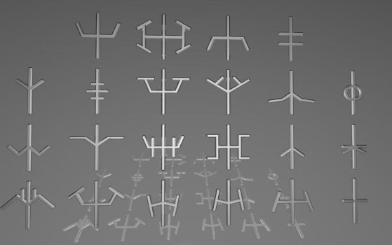 List Claymore Symbol by kyle013
