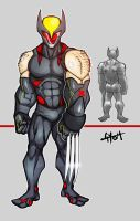Wolverine: Look Sharp by TetraGyom