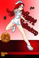 Happy Halloween 2007 by Risky-chan