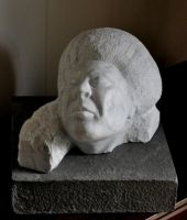 Marble Head 1 by BRipin
