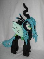Queen Chrysalis v2 by MLPT-fan