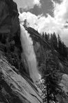 Nevada Falls In July by mistakeablyme