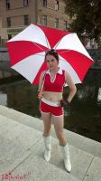 Claire Redfield RECVX Battle Game cosplay VIII by Rejiclad