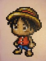 Chibi Luffy by MakuTechInd