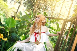 Sword Art Online Asuna : Escape by thebakasaru