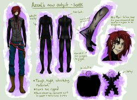 Azeal's SoHK Outfit by Jesuka