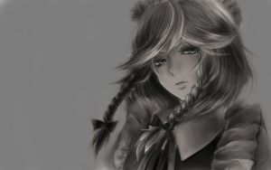 Creative-Art-girl-sketch-Painting-Pictures by eameirol21