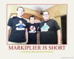 Markiplier Is Short by MalGirl101