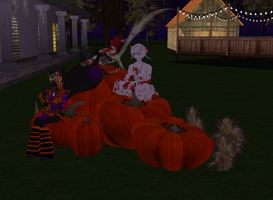 In The Pumpkins by ShivKit