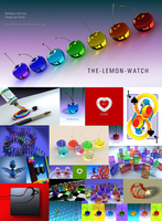 THE-LEMON-WATCH MOSAIC by THE-LEMON-WATCH