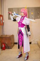 MSLNanoha: Signum by AmaneMiss