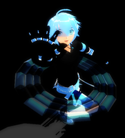 MMD The Darkness by khftw