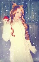 Holo: Wolf and Spice Winter Season by LexCorp213
