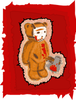 Jason's Teddy V4 by StaticRed