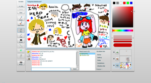 High Iscribble with Kat l3 by bestlim10