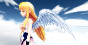 Angel... by Mily120