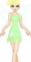 Tinkerbell by Mange-the-echnida