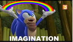 Sonic Boom Imagination Meme. by brandonale