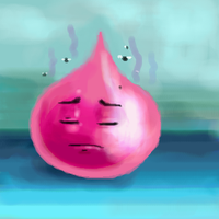smelly slime by Alevice
